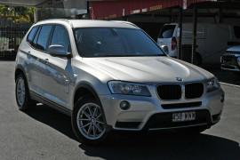 BMW X3 xDrive20i Steptronic F25 MY1011
