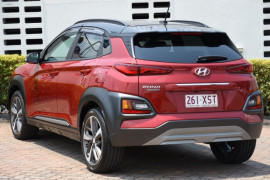 2017 MY18 Hyundai Kona OS Highlander Suv Image 3