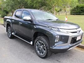 Mitsubishi Triton GLS Double Cab Pick Up 4WD MR