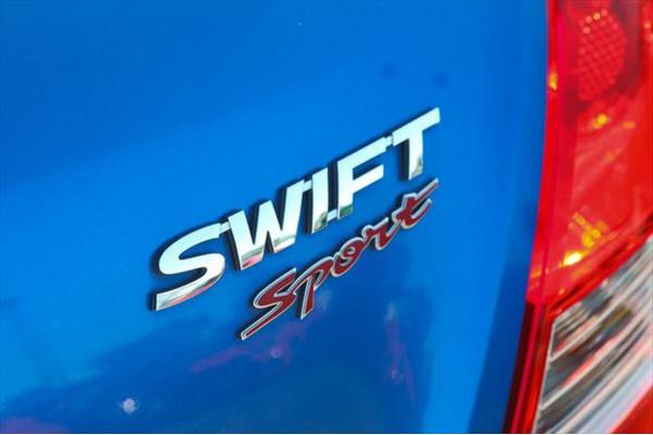 2012 Suzuki Swift FZ Sport Hatchback Image 4