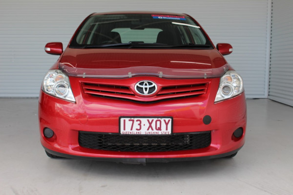 2011 Toyota Corolla ZRE152R MY11 ASCENT Hatchback Image 3