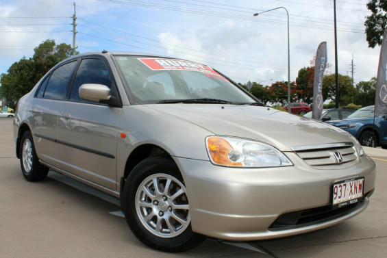 Honda Civic GLi 7th Gen