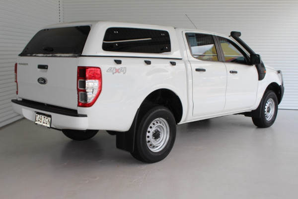 2014 Ford Ranger PX XL Dual cab Image 2