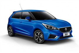 MG 3 1.5L 4AT Excite