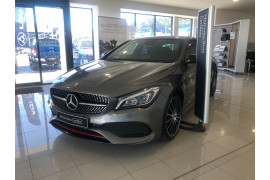 2016 Mercedes-Benz A Class C117 807MY CLA250 Coupe Image 3