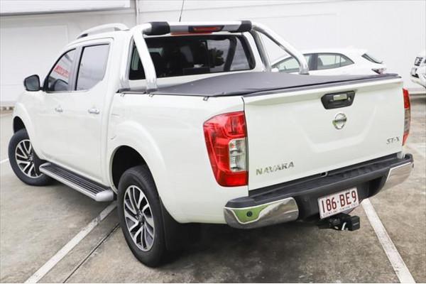 2017 Nissan Navara D23 ST-X 4X4 Dual Cab Pickup Utility Image 2