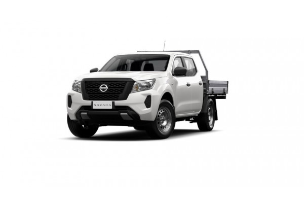2020 MY21 Nissan Navara D23 Dual Cab SL Cab Chassis 4x4 Other Image 2
