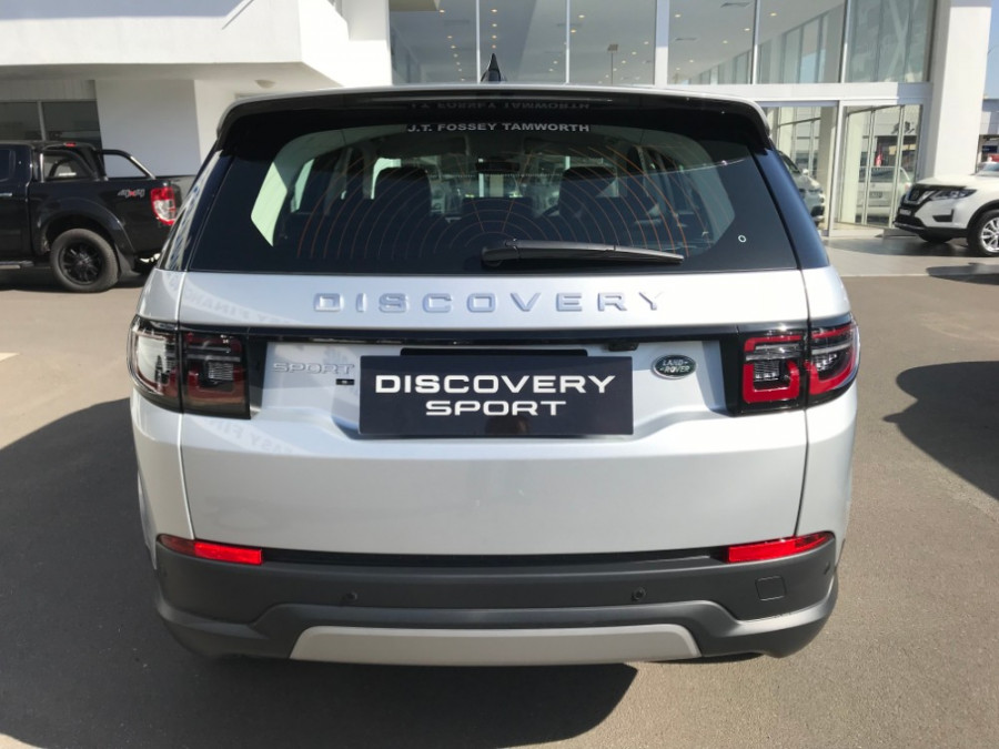 2019 MY20 Land Rover Discovery Sport L550  D150 D150 - S Suv