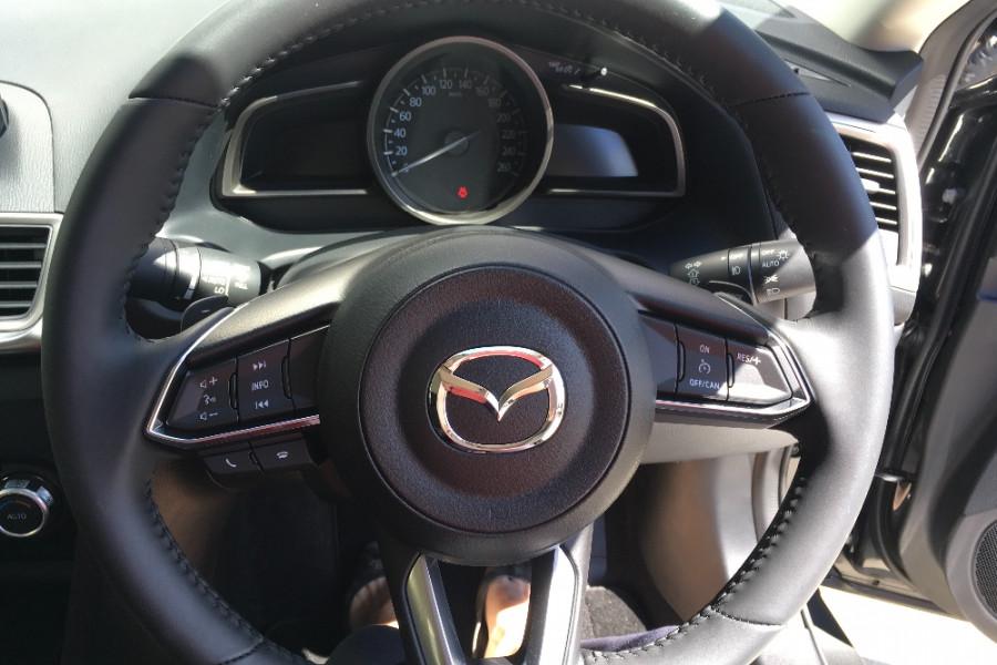 2018 Mazda 3 BN Series Maxx Sport Sedan Sedan