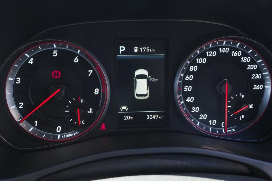 2019 MY20 Hyundai Veloster JS Turbo Coupe Image 8