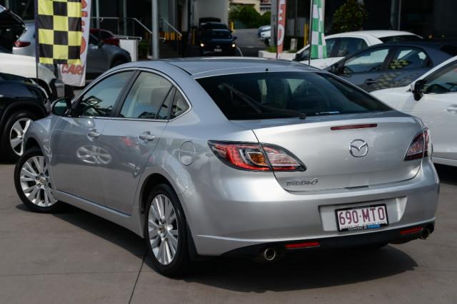 2009 Mazda 6 GH1051  Classic Hatchback Image 2