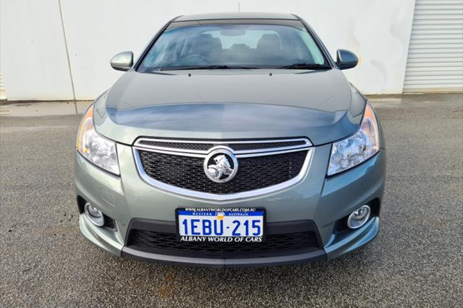 2014 Holden Cruze JH Series II  SRi Z SRi - Z Series Sedan