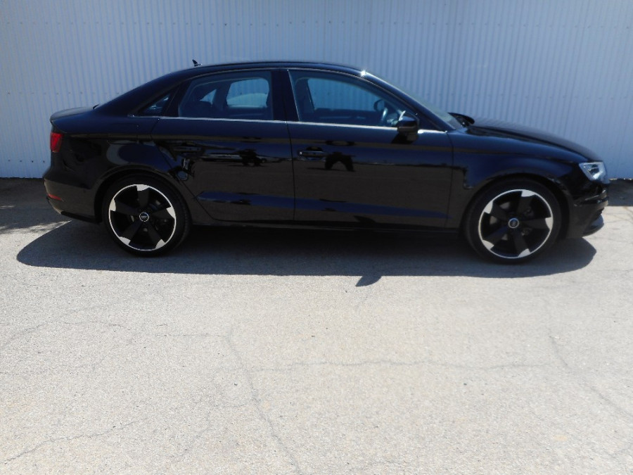 2015 Audi A3 8V  Attraction Sedan