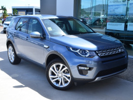Land Rover Discovery Sport SD4 LR