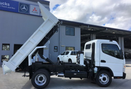 Fuso Canter 815 AUTO Tipper FREE SERVICING + INSTANT ASSET WRITE OFF 815 TIPPER