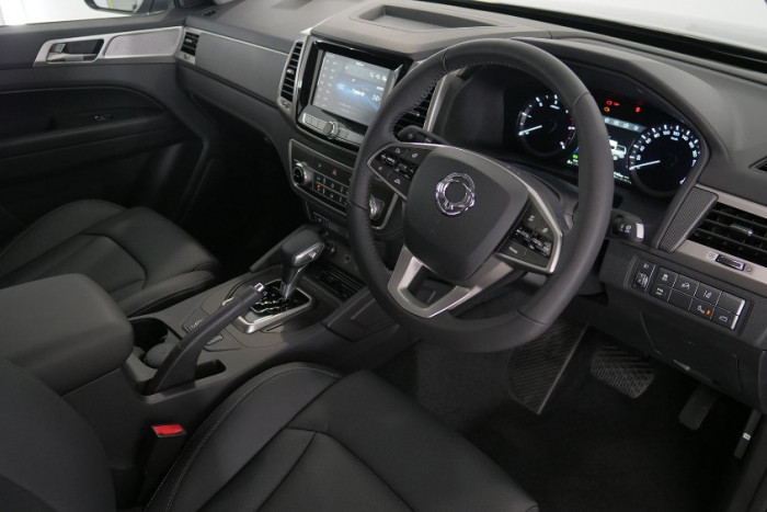 2019 MY18 SsangYong Musso Q200 Ultimate Utility Image 16
