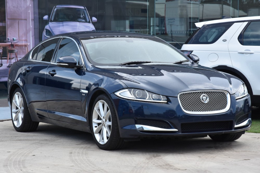 2013 Jaguar Xf X250 MY13 Portfolio Sedan