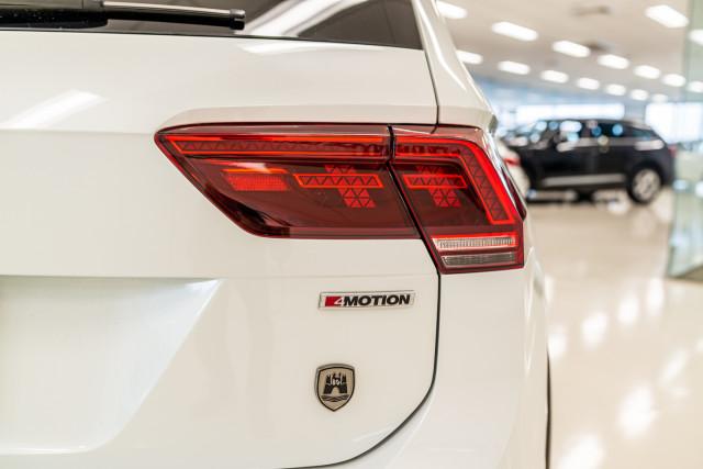 2018 MY19 Volkswagen Tiguan 5N Wolfsburg Edition Suv Image 16