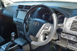 2019 Toyota Landcruiser Prado GDJ150R GXL Suv image 4