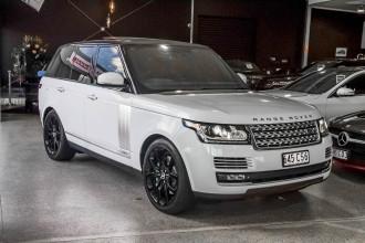 2015 Land Rover Range Rover L405 MY15.5 SDV6 Hybrid Vogue SE Suv Image 3