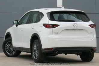 2021 MY20 Mazda CX-5 KF Series Touring Suv Image 3