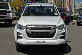 2020 MY21 Isuzu UTE D-MAX SX 4x4 Space Cab Chassis Cab chassis Mobile Image 2
