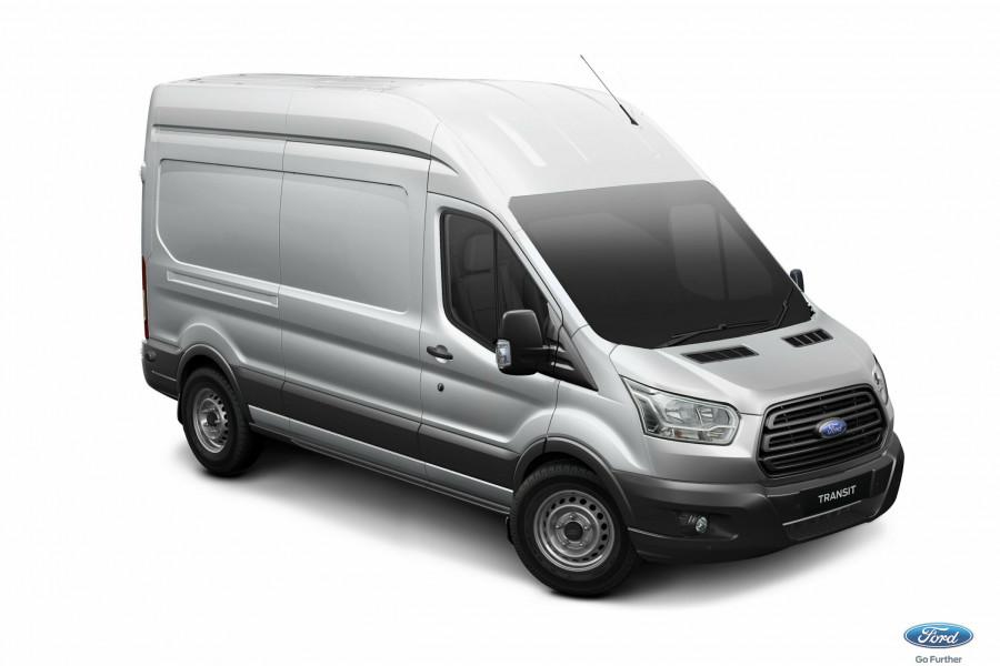 2018 MY18.75 Ford Transit VO 350L LWB FWD Mid-Roof Van Van