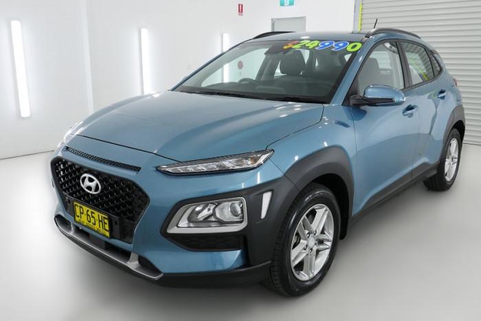 2017 MY18 Hyundai Kona OS Active Suv Image 26