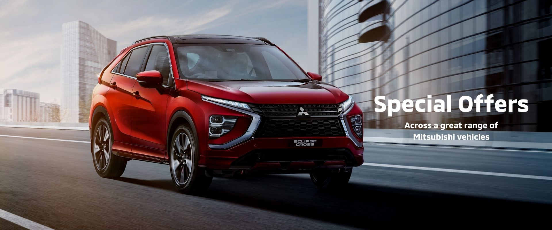 See our latest Mitsubishi Offers