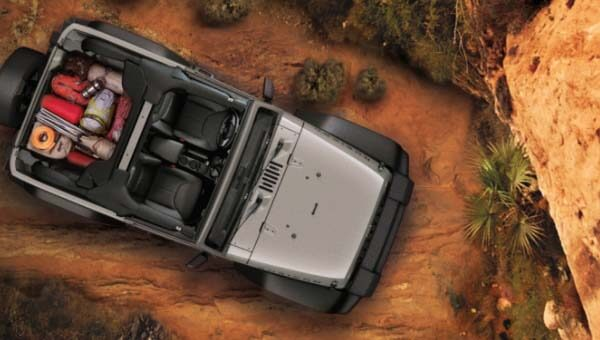 Wrangler Unlimited Impressive Off-Road Performance