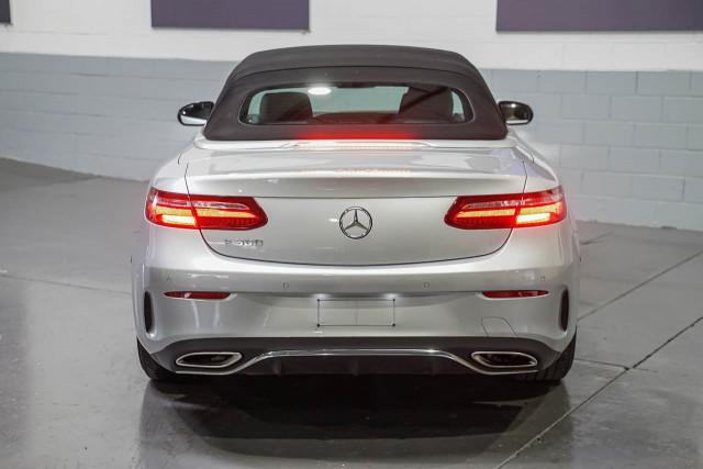 2018 Mercedes-Benz E-class A238 E300 Cabriolet Image 7