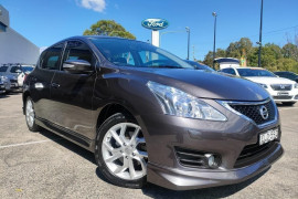 Nissan Pulsar Model description. C12  2 SSS Hatchback 5dr Man 6sp 1.6T