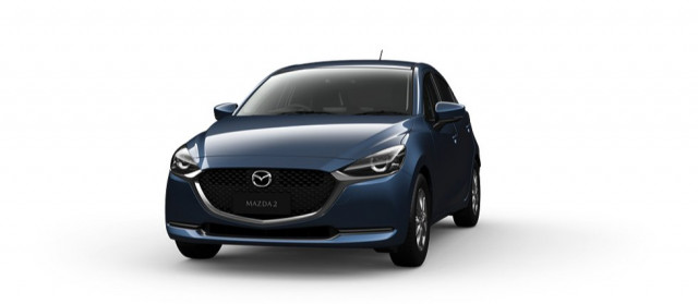 2021 MY20 Mazda 2 DJ Series G15 Pure Hatchback Mobile Image 3