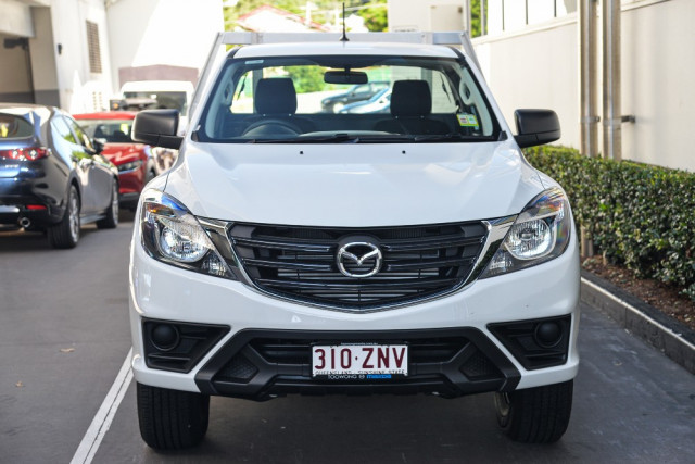2019 Mazda BT-50 UR 4x2 2.2L Single Cab Chassis XT Cab chassis Image 4