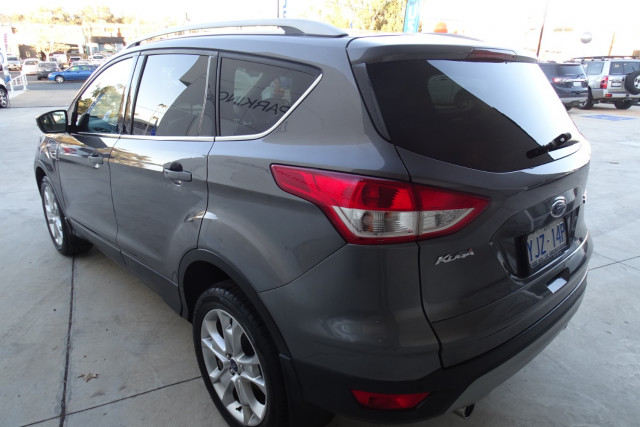 2014 Ford Kuga Trend AWD 9 of 25