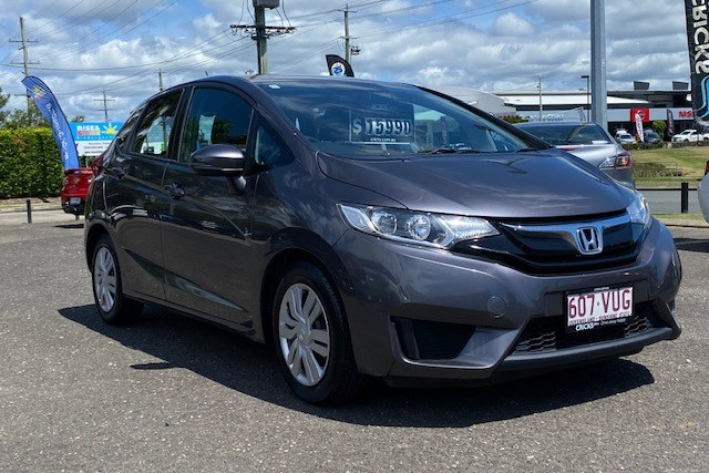 2014 MY15 Honda Jazz GF VTi Hatchback