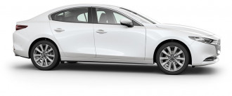 2021 Mazda 3 BP G20 Touring Sedan Sedan image 9