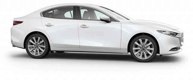2021 Mazda 3 BP G20 Touring Sedan Sedan Mobile Image 9