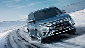Outlander PHEV MiTEC Technology