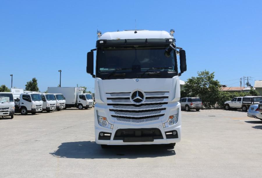 2018 Mercedes-Benz Actros 2653 2653 6x4 PRIME MOVER Prime mover