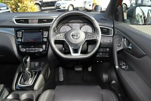 2018 Nissan Qashqai J11 Series 2 Ti X-tronic Suv Image 15