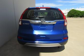 2015 Honda CR-V RM SERIES II MY16 VTI Suv Image 4