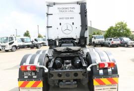 2017 Mercedes-Benz Actros 2663 6x4 PRIME MOVER Prime mover