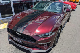 2018 MY19 Ford Mustang FN 2019MY GT Convertible Image 2