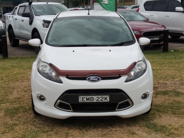 2012 Ford Fiesta WT LX Sedan