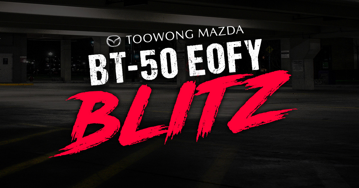 BT-50 EOFY Blitz