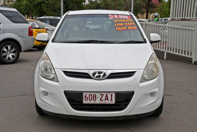 2011 Hyundai I20 PB MY11 Active Hatchback Image 7
