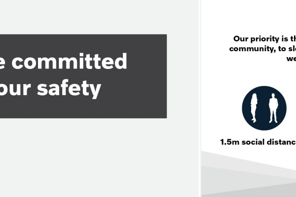 AT VOLVO CARS MOSMAN, WE ARE COMMITTED TO YOUR SAFTEY