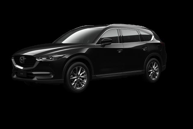 2021 Mazda CX-8 KG Series GT Suv