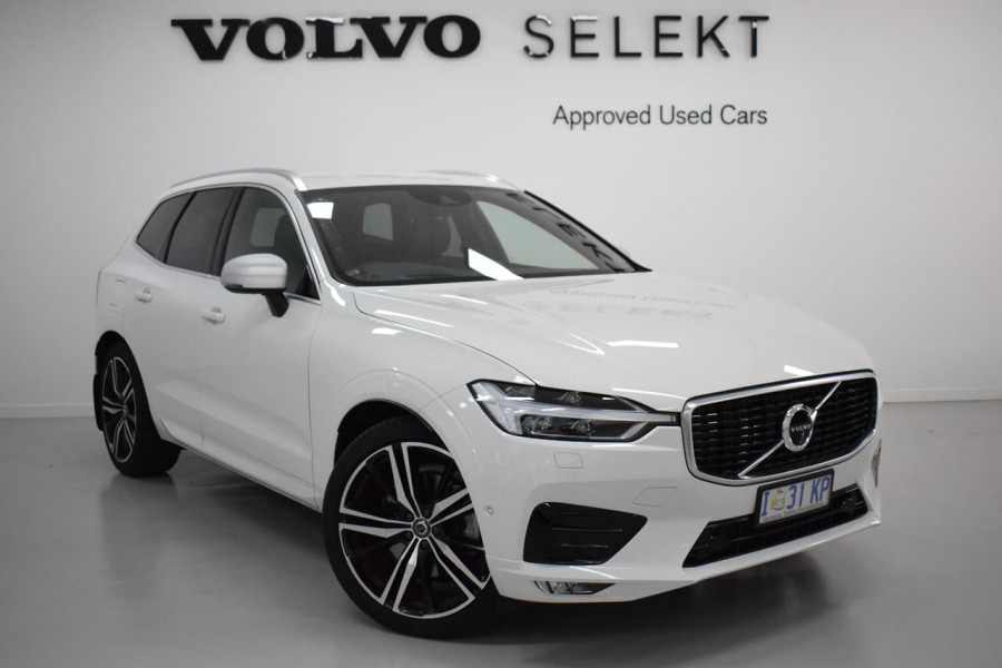 2018 Volvo XC60 (No Series) MY19 T6 R-Design Suv